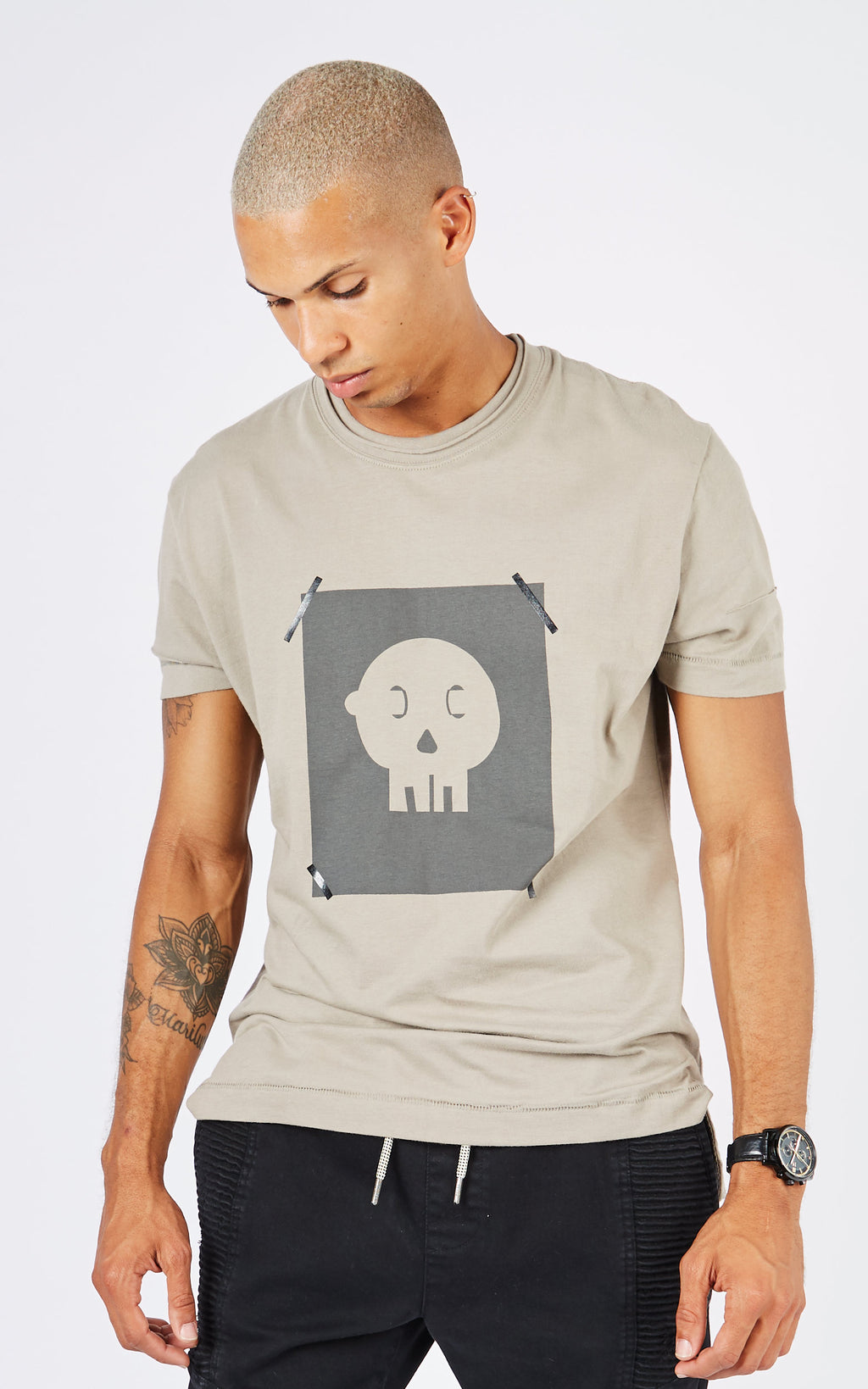 COOPER TIMBER WOLF TEE