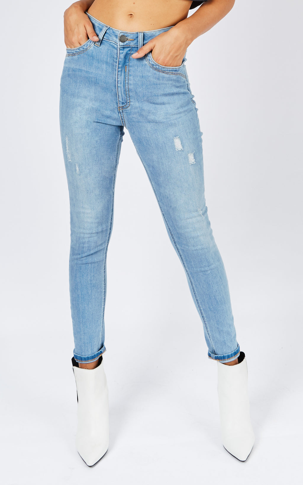 DCD HIGH LIGHTIES JEANS