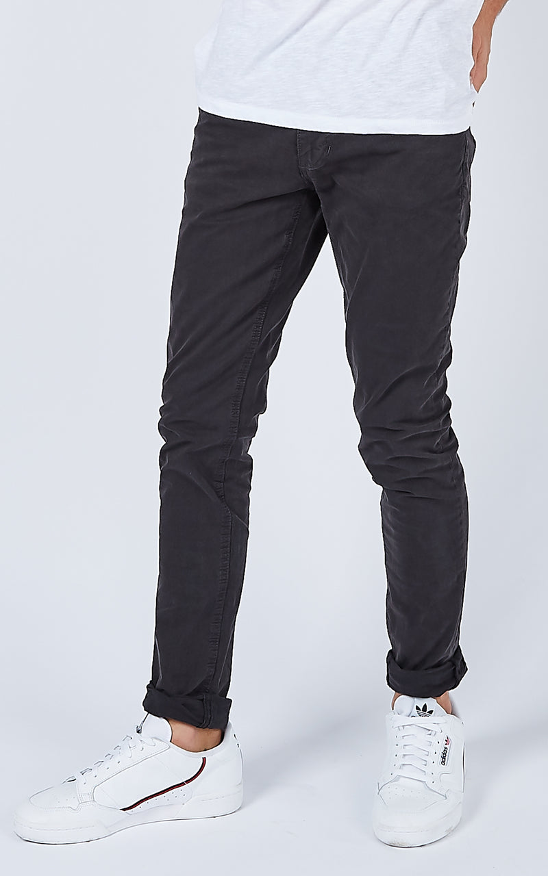 NICOLAS CHARCOAL JEANS