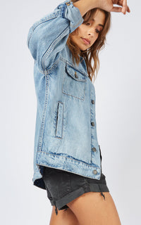 TUCKER DENIM JACKET