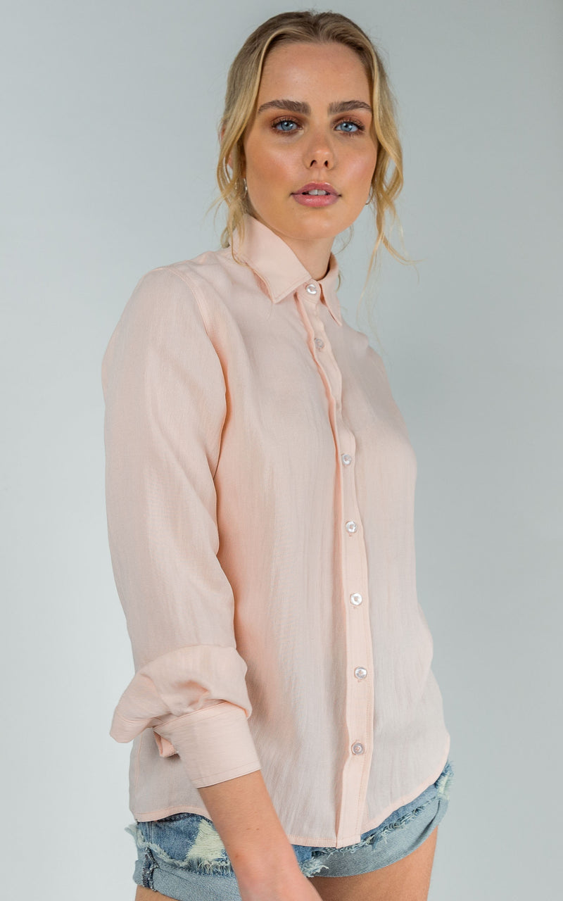 VALIANT CLASSIC SHIRT POWDER PINK