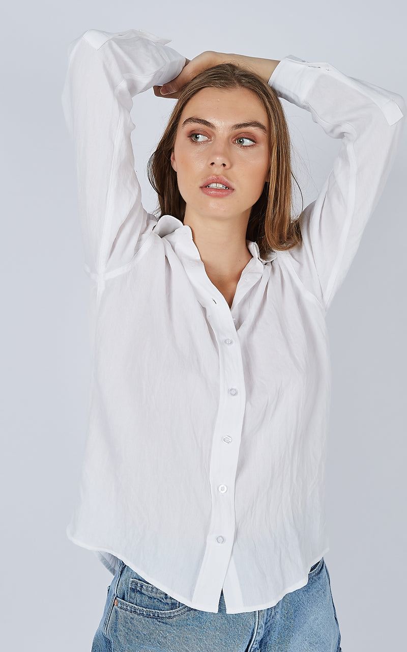 VALIANT SHIRT WHITE