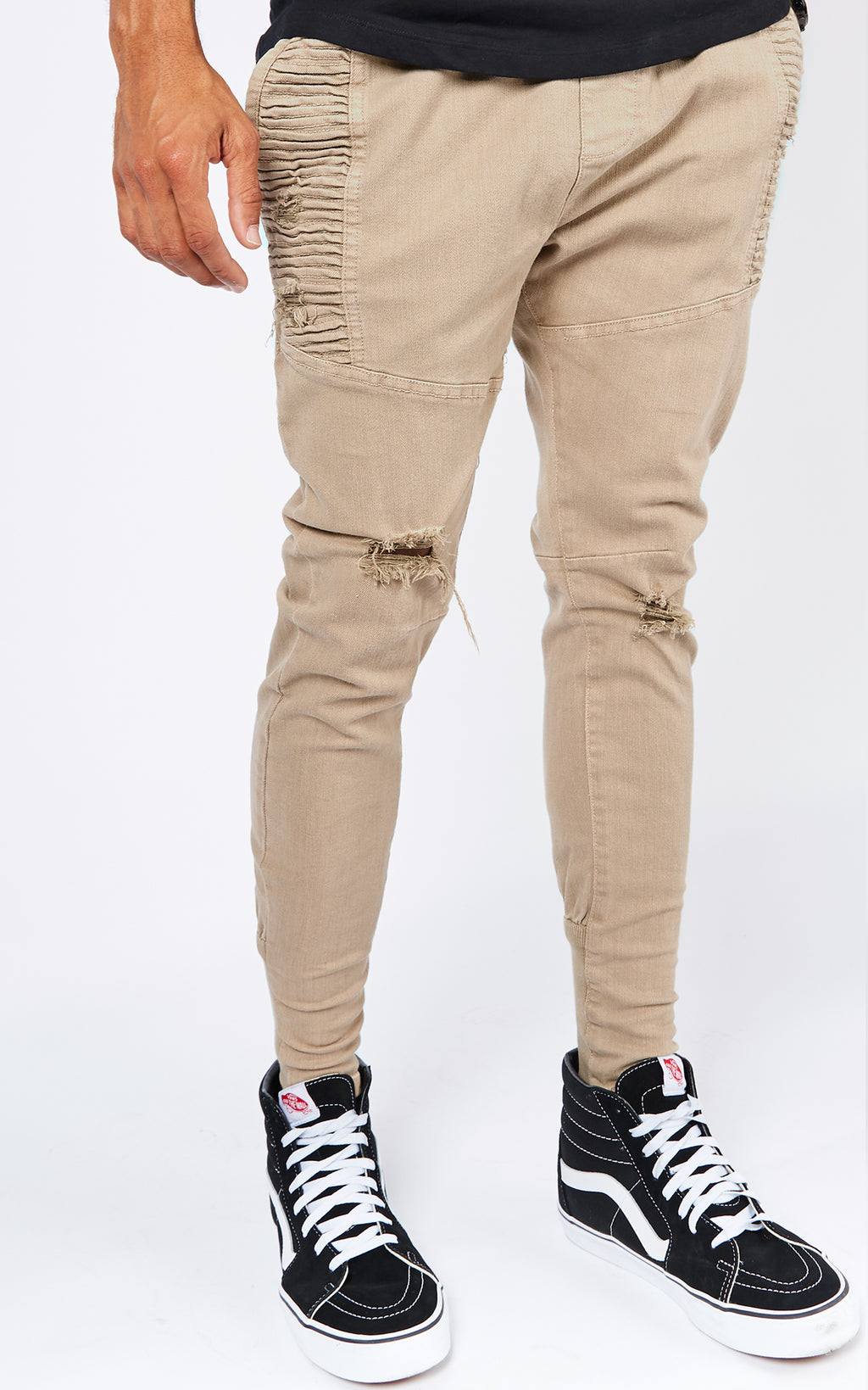 JOG MOTO DUSTY PANTS