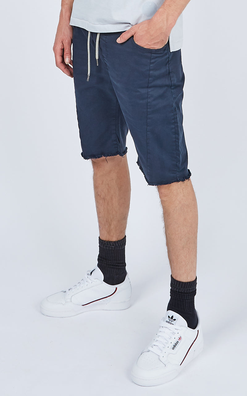JOG NAVY SHORTS