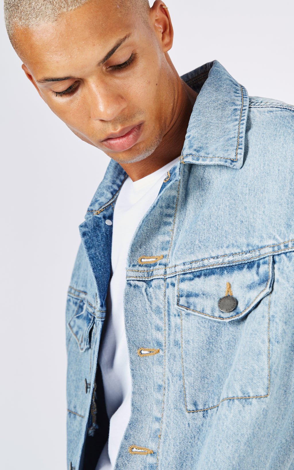 MANUEL DENIM JACKET