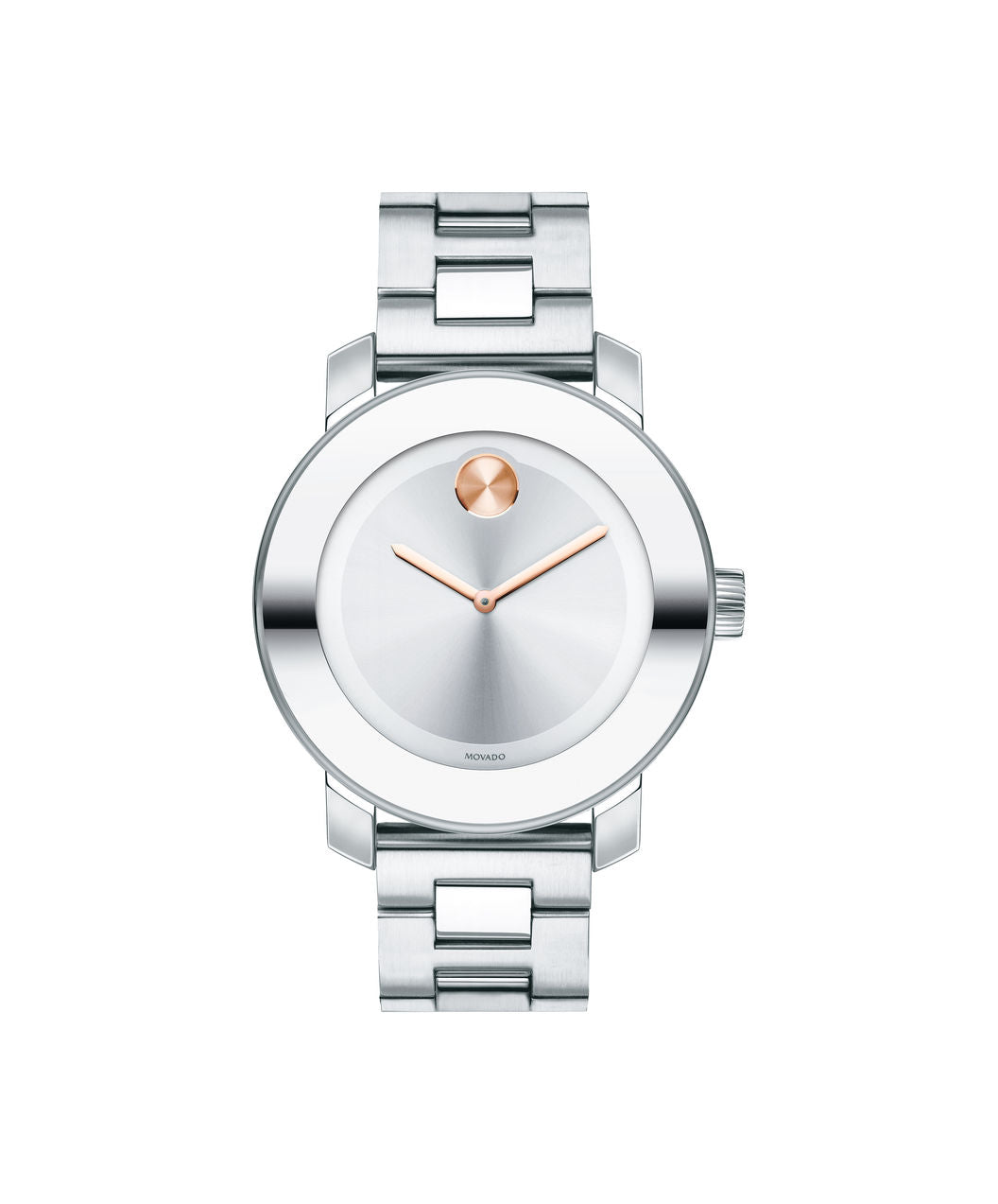 Movado Bold Stainless Steel 3600084 36mm