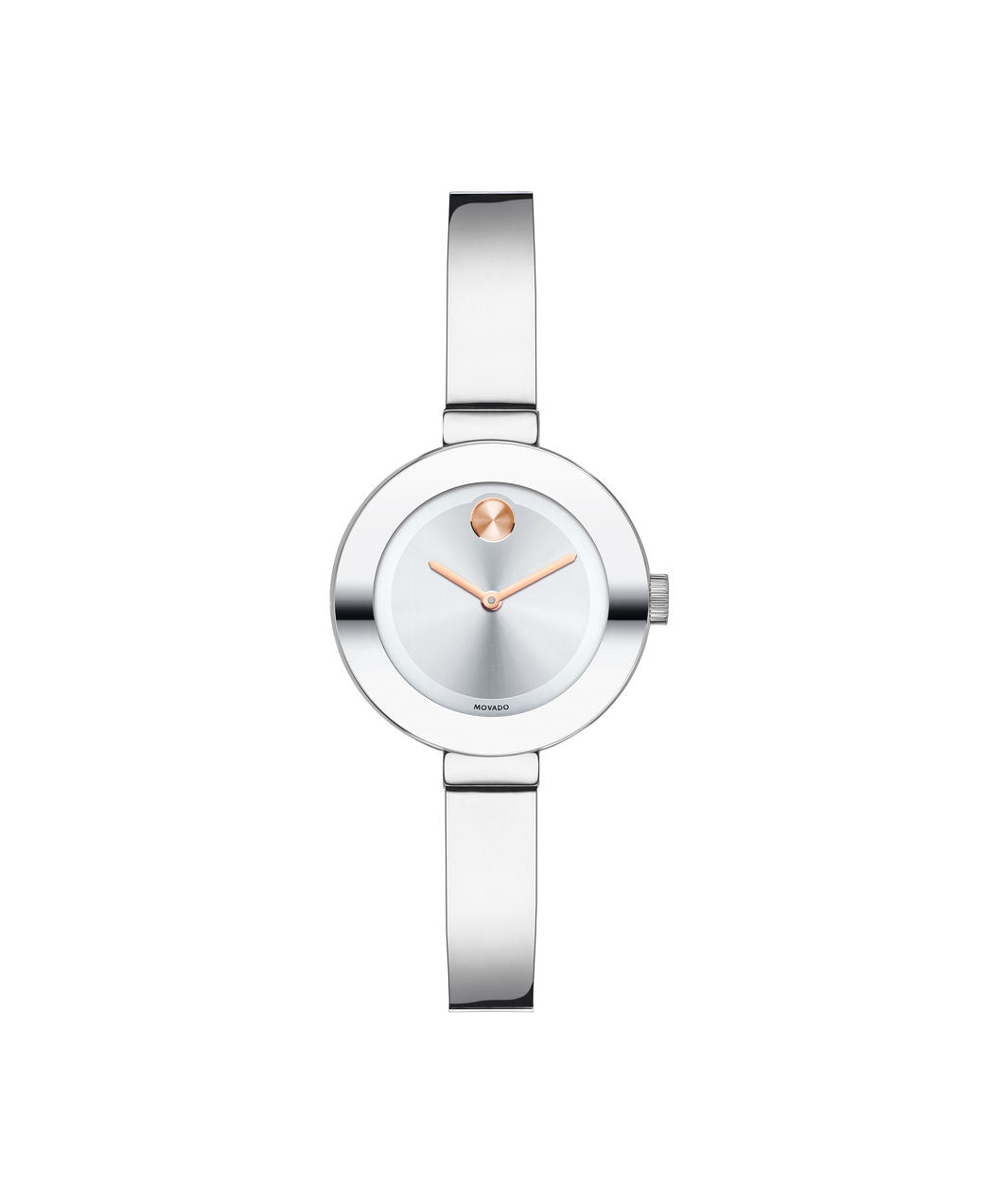 Movado Bold Ladies Stainless steel bangle 25mm 3600284