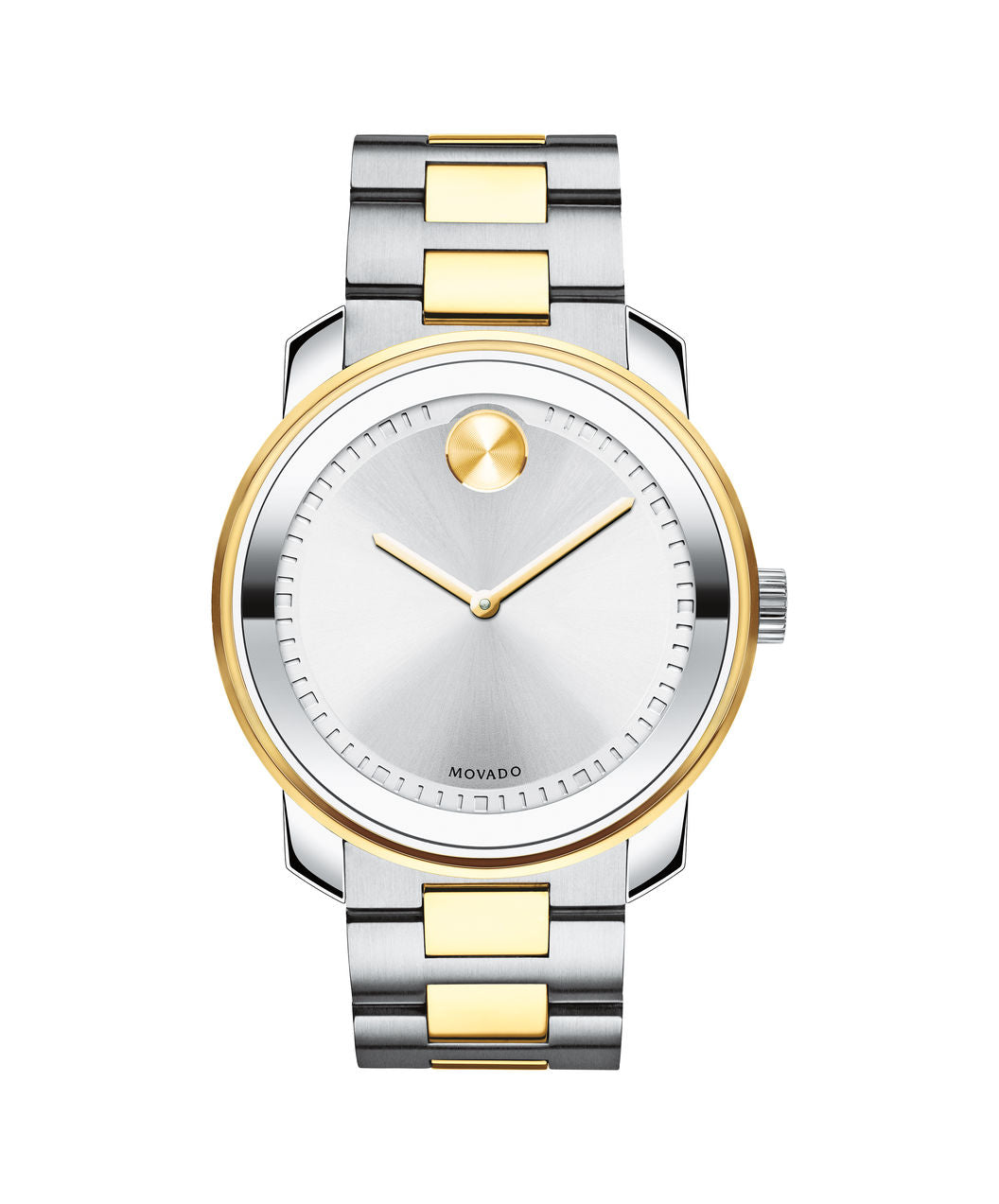 Movado Bold Stainless steel two tone gold  42.5mm 3600431