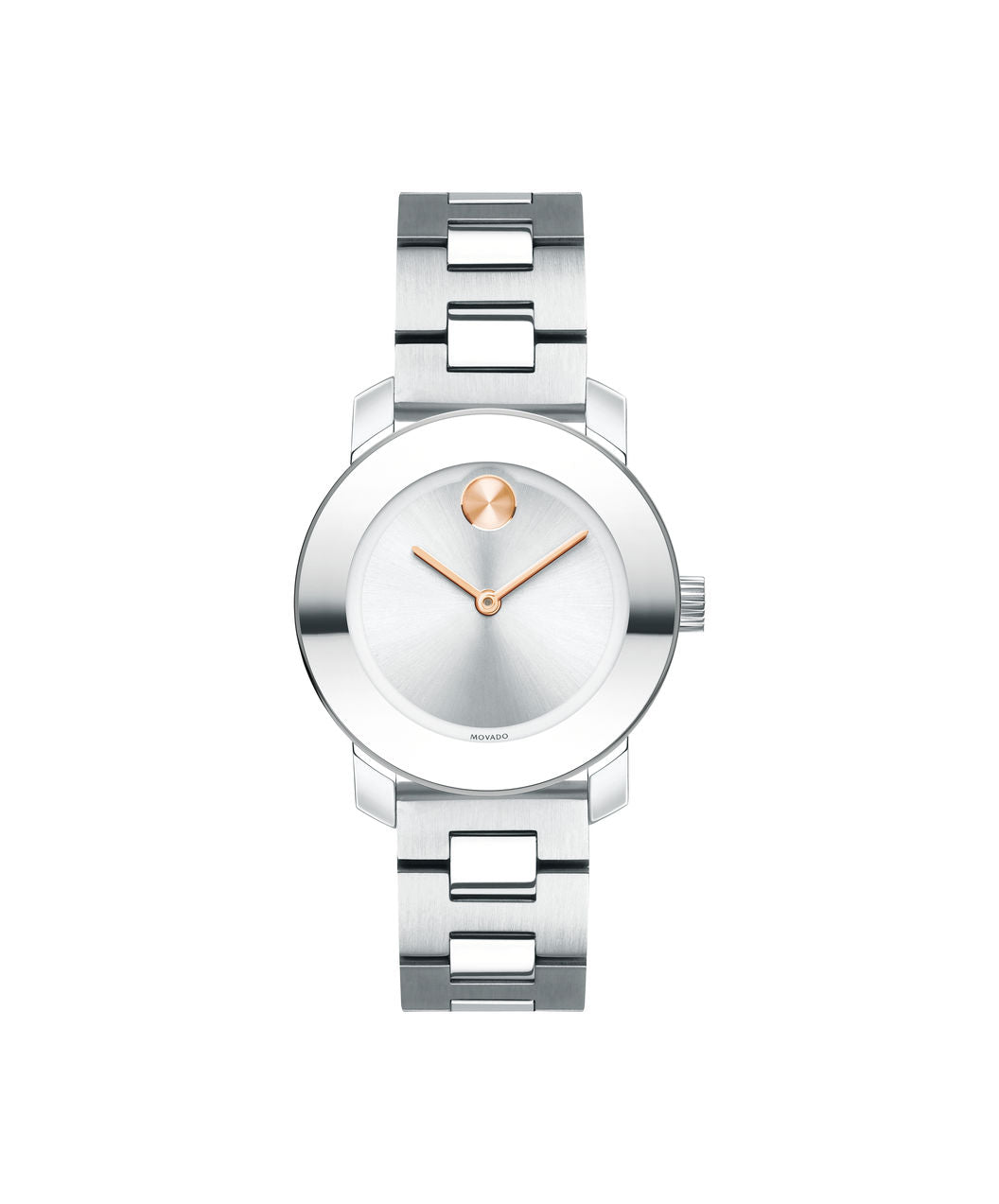 Movado Bold Stainless Steel 3600433 30mm