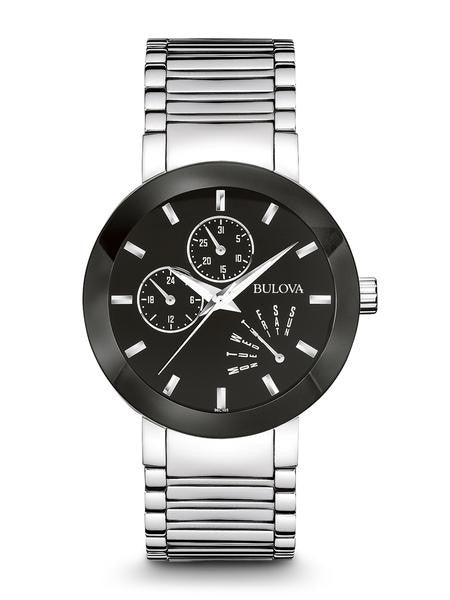 Bulova Metalized crystal 96c105