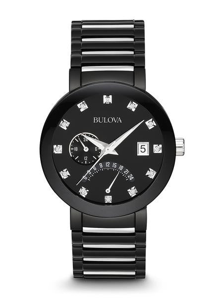 Bulova Mens Diamond Bulova watch 98d109