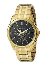 Citizen Men's Goldtone Stainless Steel Watch