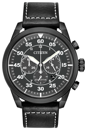 Citizen Avion CA4215-21H Black Strap