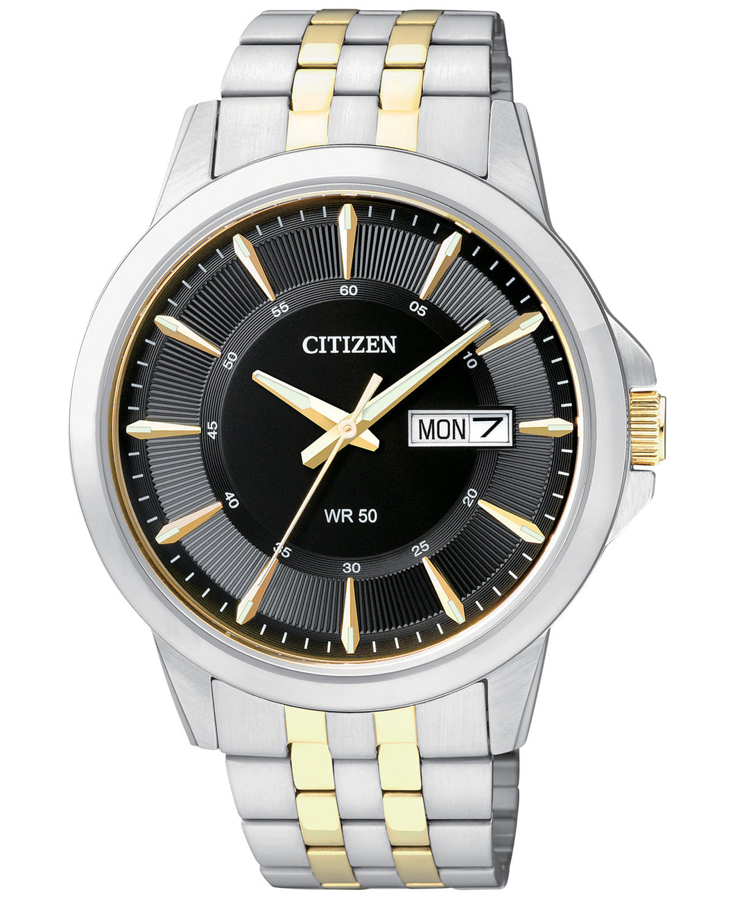 Citizen Quartz Two tone BF2018-52E