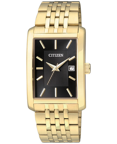 Citizen Quartz gold tone BH1673-50E