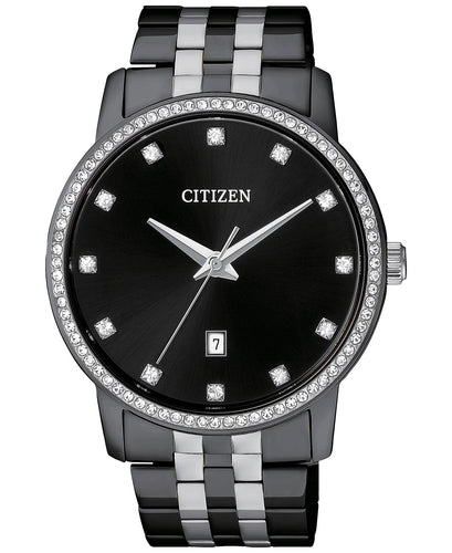 Citizen Quartz black two tone BI5037-52E