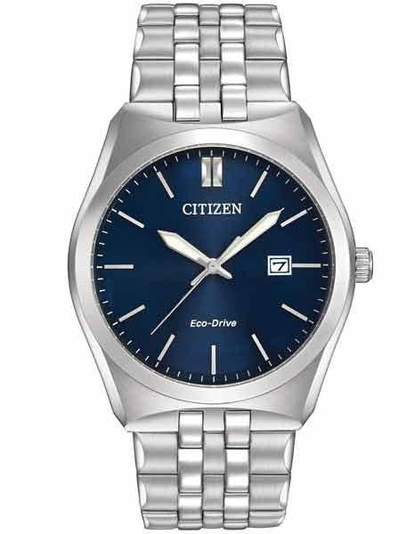 Citizen Women's Eco-Drive Stainless Steel Bracelet Watch 40mm BM7330-59L