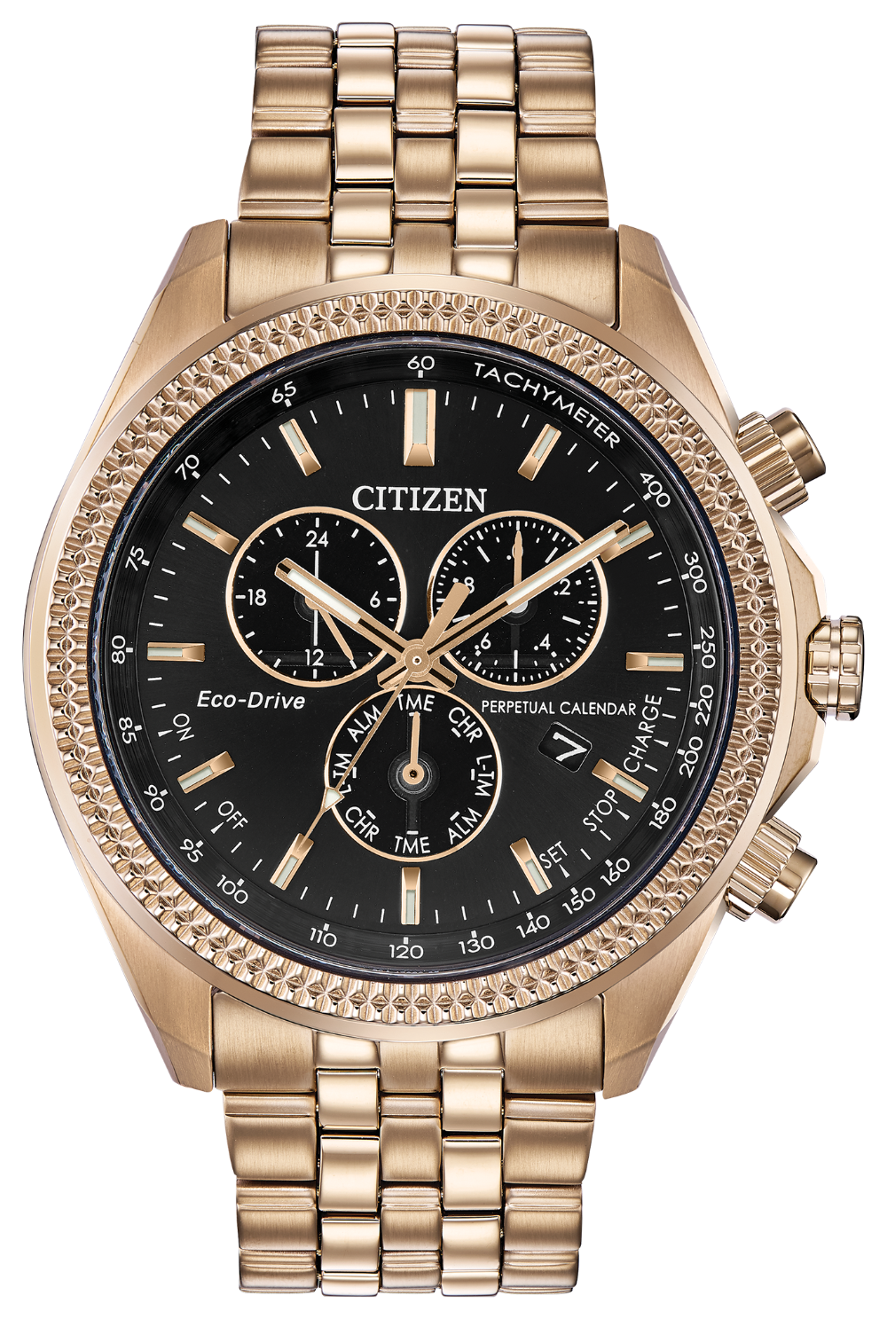 Citizen Brycen Rose Tone BL5563-58E