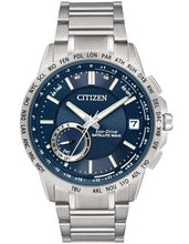 Citizen Satelite wave world time GPS CC3000-89L