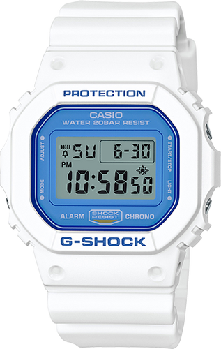 Gshock all white CLASSIC
