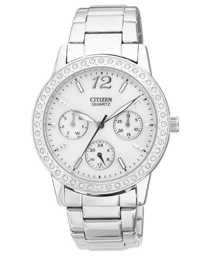 Citizen Quartz Stainless steel ED8090-53D