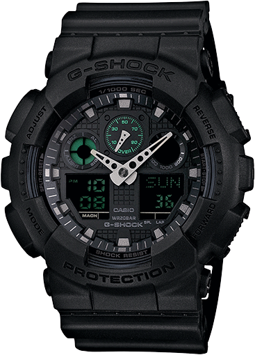 GA100MB-1A - Analog Digital Mens Watches - G-Shock