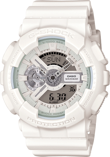 Gshock All white
