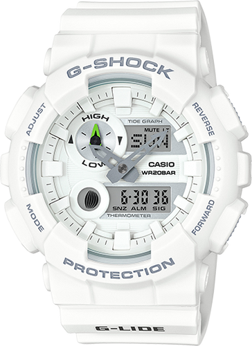 Gshock White XL