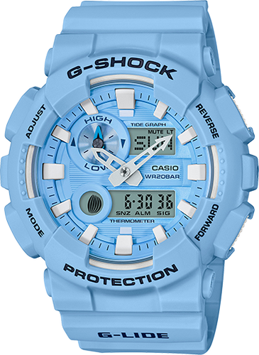 GAX100CSA-2A - Analog Digital Mens Watches - G-Shock