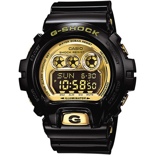 Casio G-Shock Classic Black Oversized Watch GDX6900FB-1