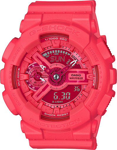 GMAS110VC-4A Coral red