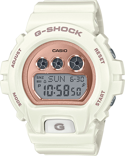GMDS6900MC-7 White Band Peach color face