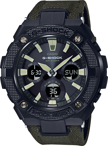 G-Shock G-STEEL GSTS130BC-1A3 Street Utility