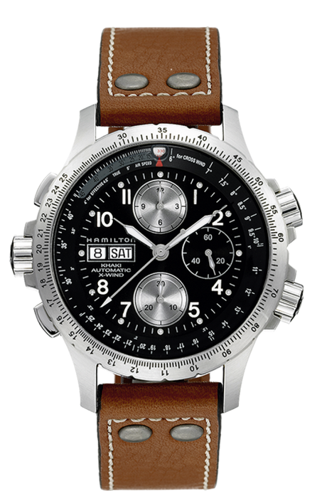 Hamilton Khaki Aviation X-Wind Day Date Auto H77616533