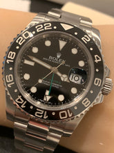 Rolex GMT Master II 16710LN Discontinued With box and Rolex Warranty Card
