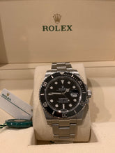 Rolex 116610LN Stainless Steel Submariner 40mm Black Dial Ceramic