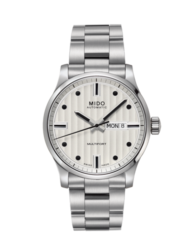 Mido Multifort Stainless Steel Automatic 42mm M0054301103180