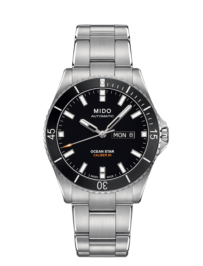 Mido Ocean Star Stainless Steel 42mm M0264301105100