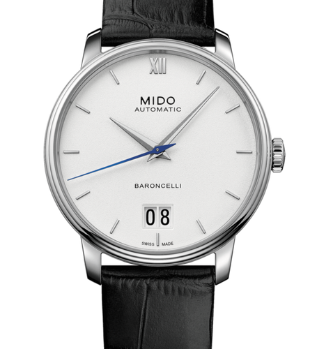 Mido Baroncelli 40mm Automatic M0274261601800