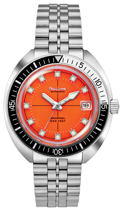 Bulova Oceanographer Limited Edition Devil Diver 98c131