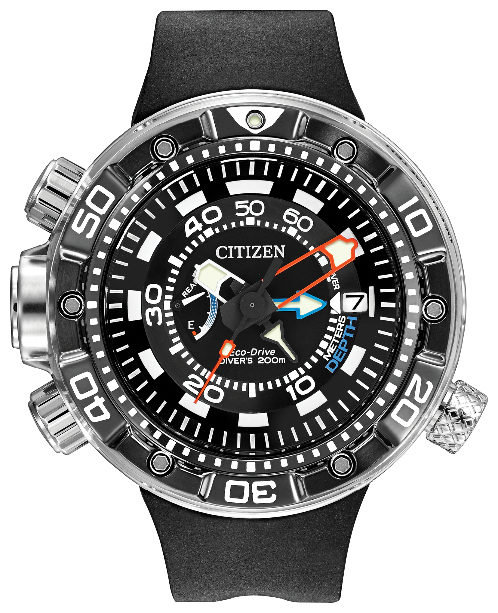Citizen Promaster Aqualand 200m Depth meter BN2029-01E