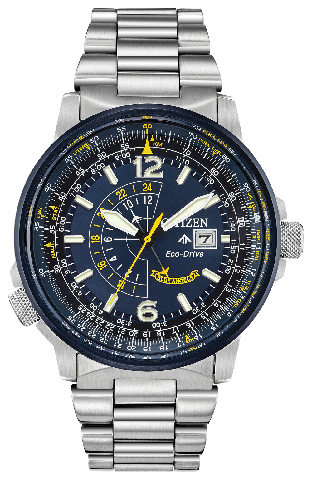 BJ7006-56L Citizen Promaster Nighthawk Blue Angels