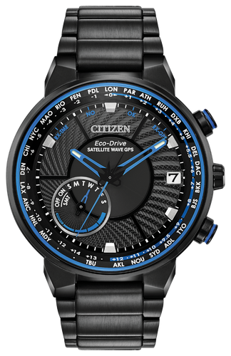 Citizen 44mm SATELLITE WAVE GPS FREEDOM CC3038-51E
