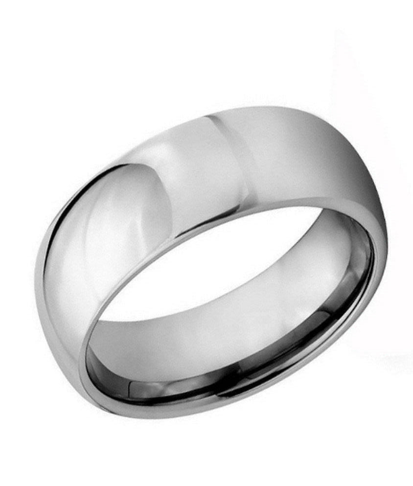 Wedding Band Tungsten Carbide Classic