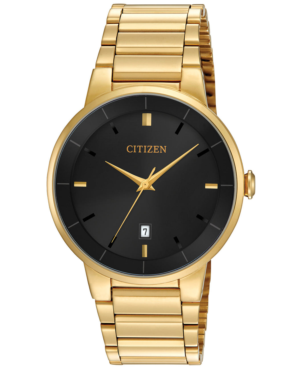 Citizen Quartz Gold tone BI5012-53E