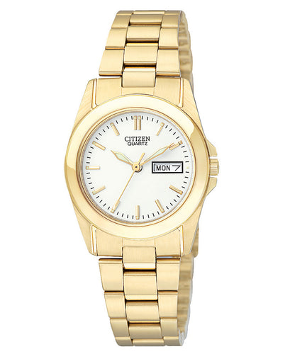 Citizen Quartz gold tone EQ0562-54A