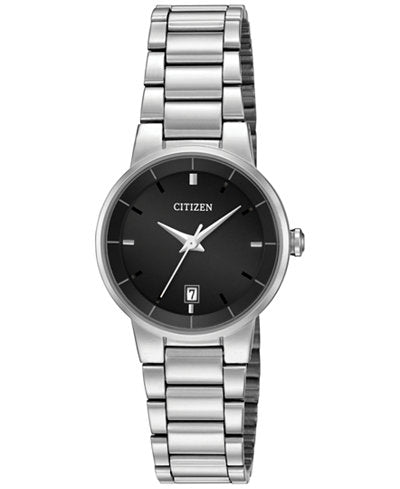 Citizen Quartz stainless steel ladies EU6010-53E