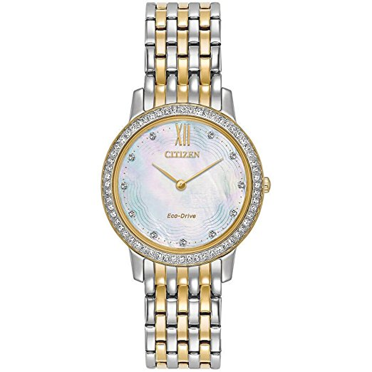 Citizen Watch Women EX1484-57D Eco-Drive
