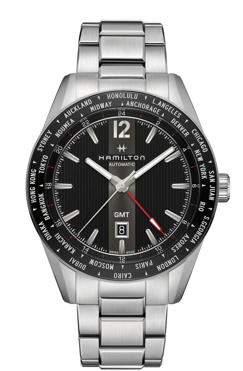 Hamilton Broadway GMT Limited Edition H43725131