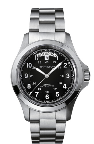 Hamilton Khaki King II Automatic Stainless Steel H64455133
